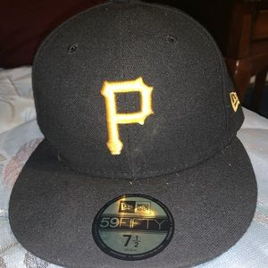 Pirates fitted